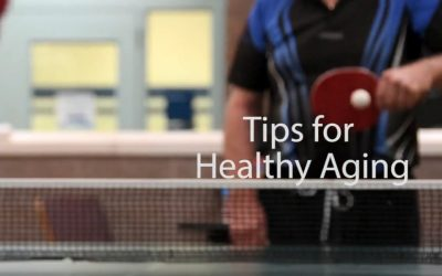Tips for Healthy Aging with Dean Johnson